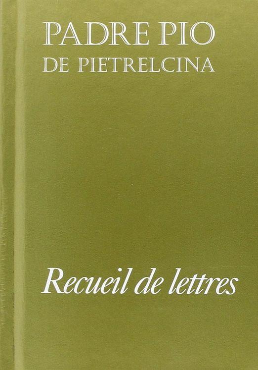 Recueil de lettres Padre Pio