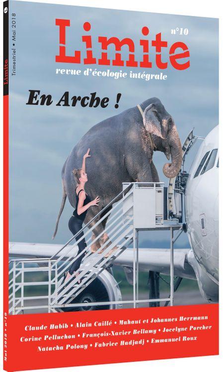 Revue limite n° 10 - En arche ! La cause animale