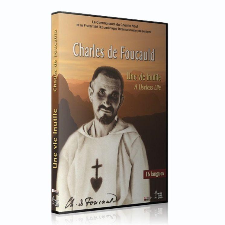 Charles de Foucauld - Une vie inutile - DVD
