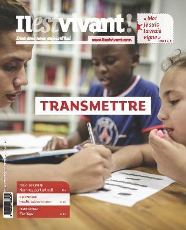 Pack de 50 ex N°340 - Transmettre - juillet-aout-septembre 2018