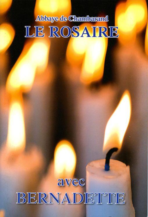 Le Rosaire - Avec Bernadette Grand format
