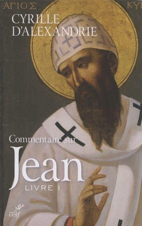 Commentaire sur Jean - Tome 1 (Livre 1)
