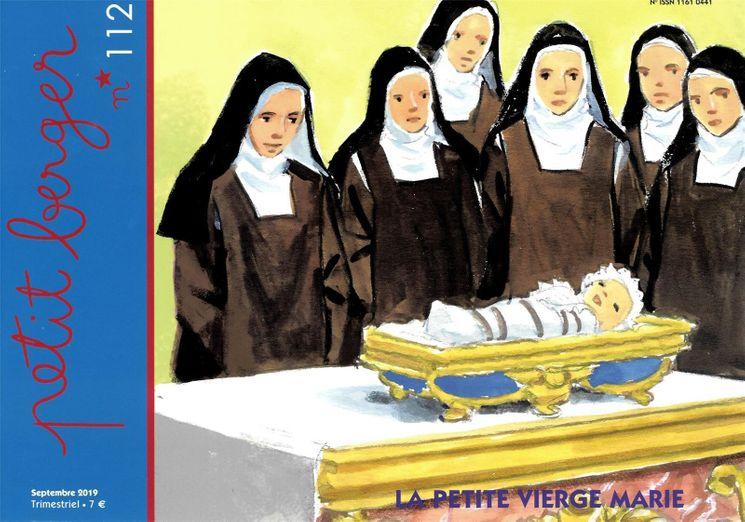 Petit berger 112 - La petite Vierge Marie - Septembre 2019