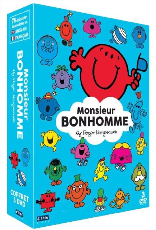 Monsieur Bonhomme - Coffret 3 DVD