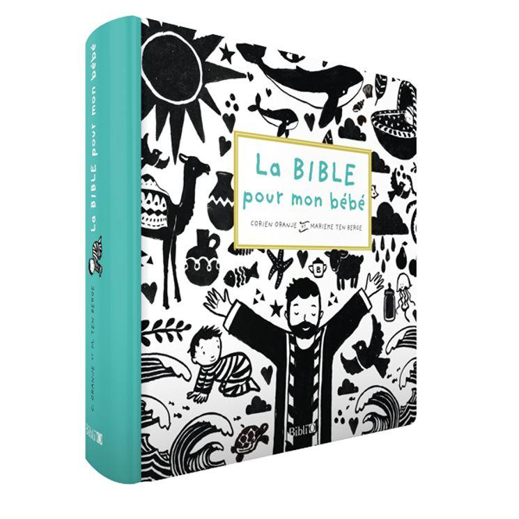 La Bible pour mon bébé - Album illustré