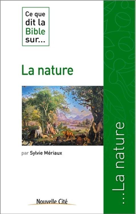 Ce que dit la bible sur la nature
