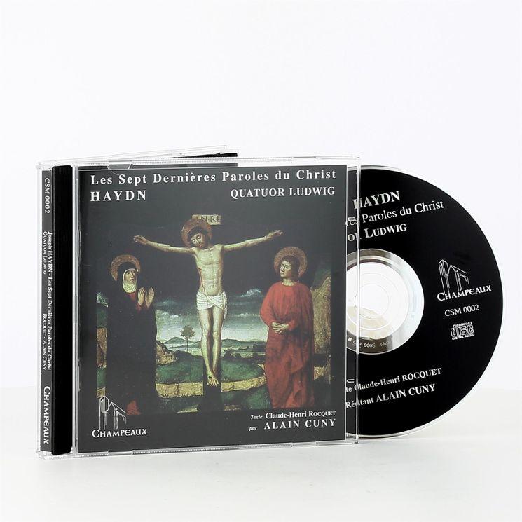 Les Sept Dernières Paroles du Christ - CD