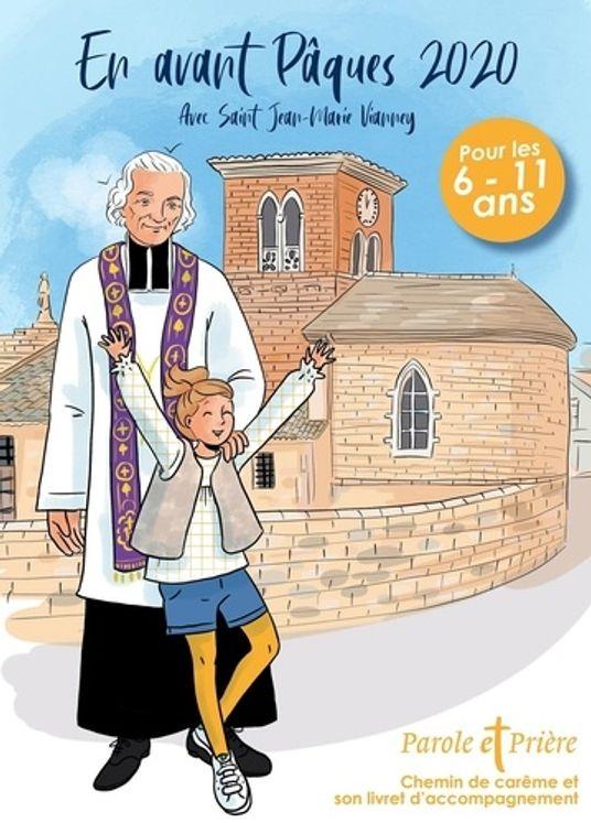 En avant Pâques 2020 -- Parole et Prière Hors-série N° 40