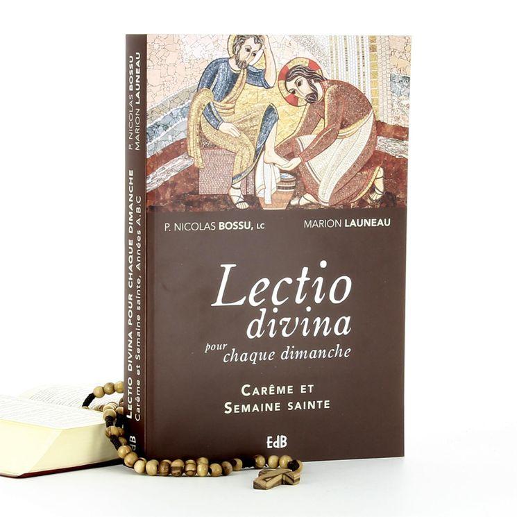 Lectio divina pour chaque dimanche - Carême et Semaine sainte années A,B,C
