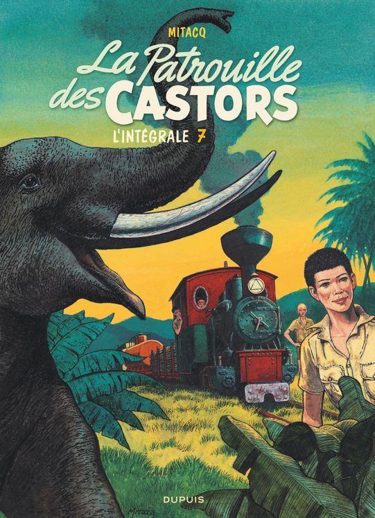 La Patrouille des Castors - Integrale T7 1984-1989