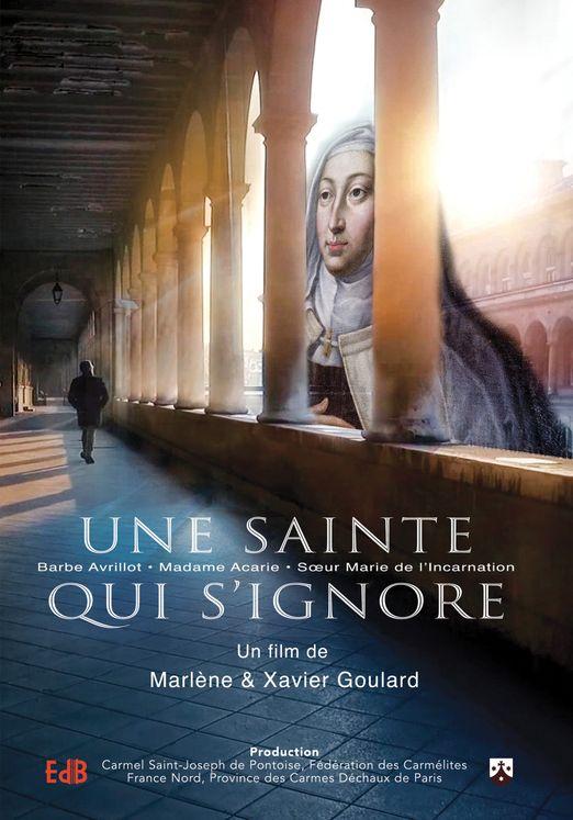 Une sainte qui s'ignore -Madame Acarie -  DVD