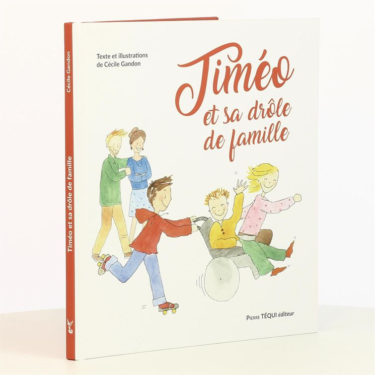 Timéo et sa drôle de famille