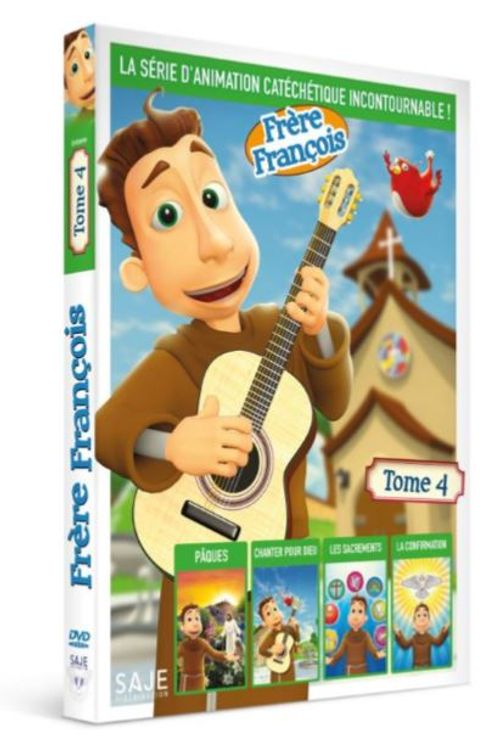 Frère François Tome 4 - DVD
