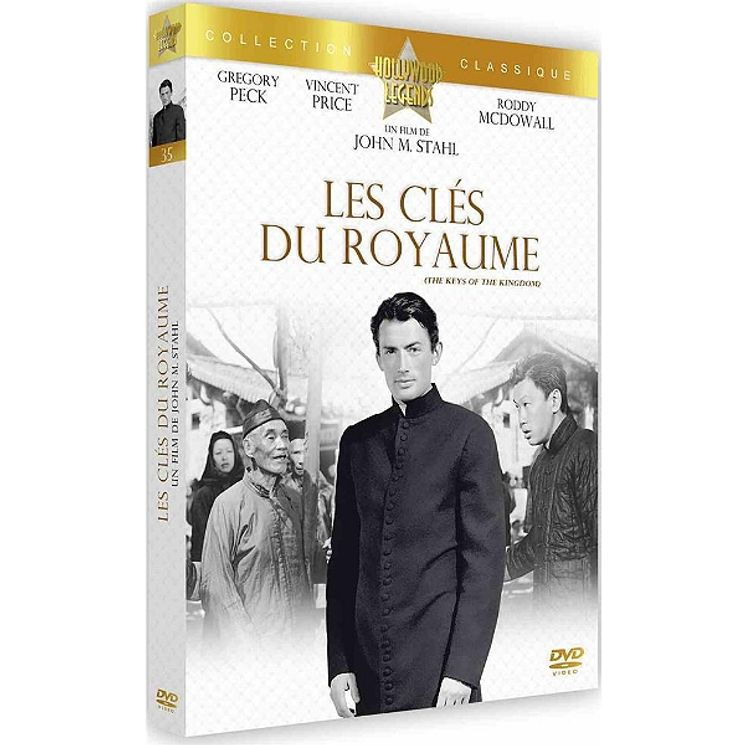 Les clés du Royaume - DVD