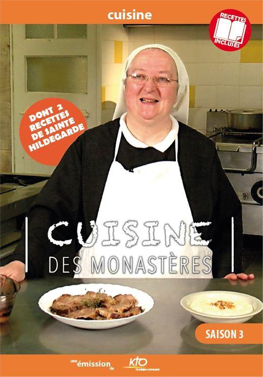 La cuisine des monastères - Saison 3 - DVD