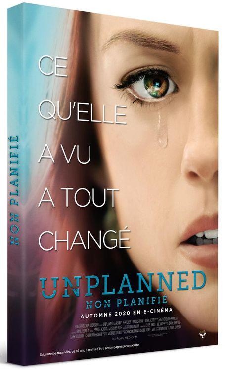 Unplanned - Non planifié DVD