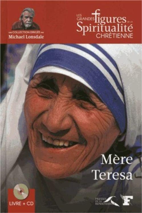 Mère Teresa 1910-1997 avec 1 CD audio - Lu par Michaël Lonsdale