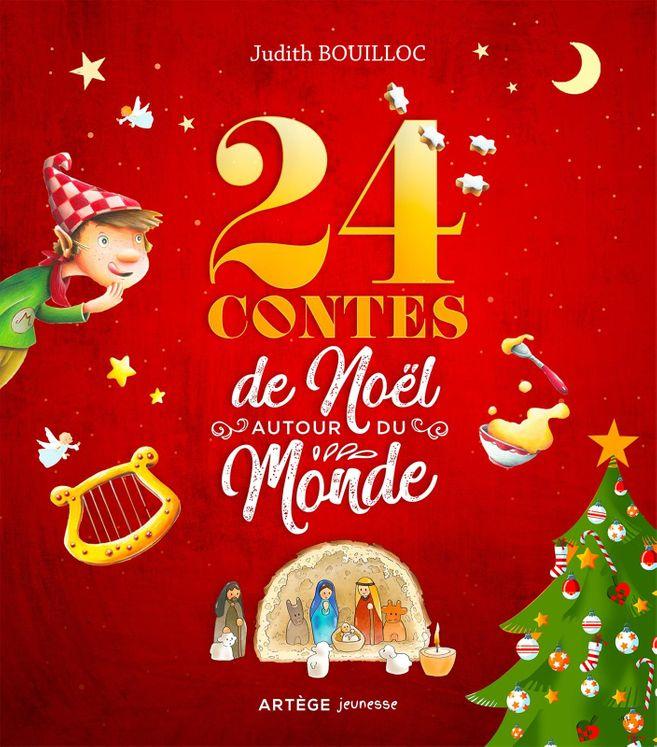 24 contes de Noël autour du monde