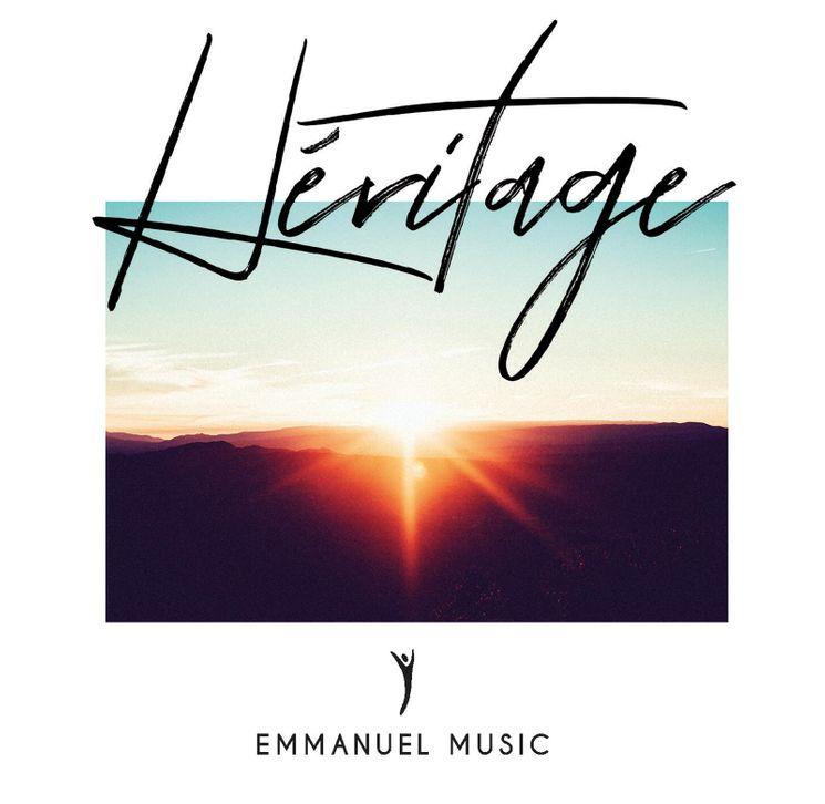CD Emmanuel Music - Héritage ! - CD 67