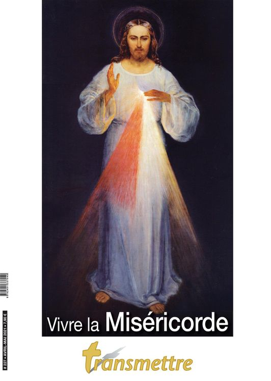 Revue Transmettre n°228 - Vivre la Miséricorde