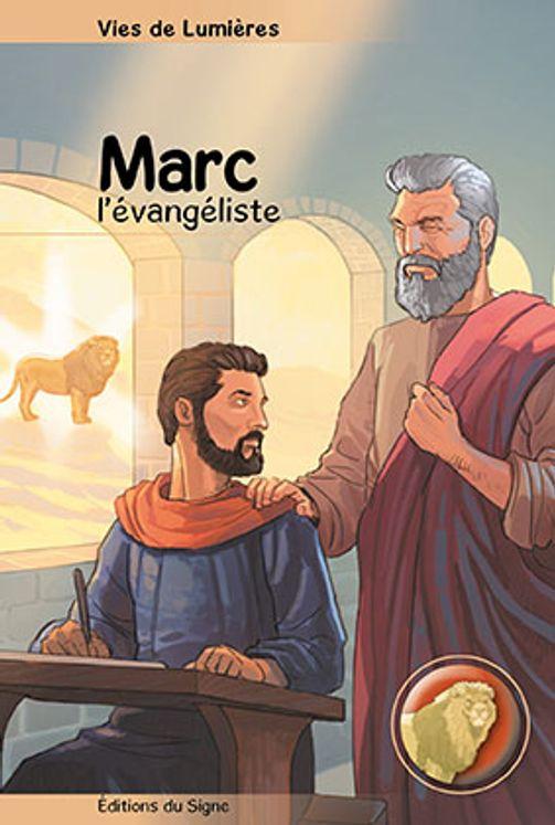Saint Marc - Vies de Lumièe