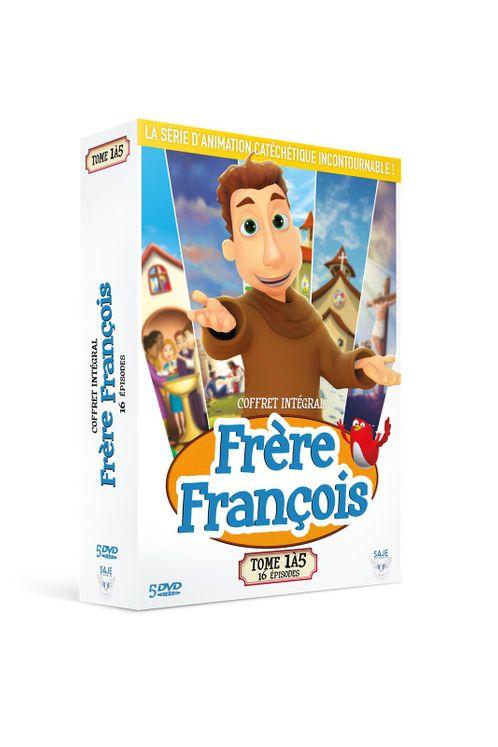 Coffret 5 DVD Frère François