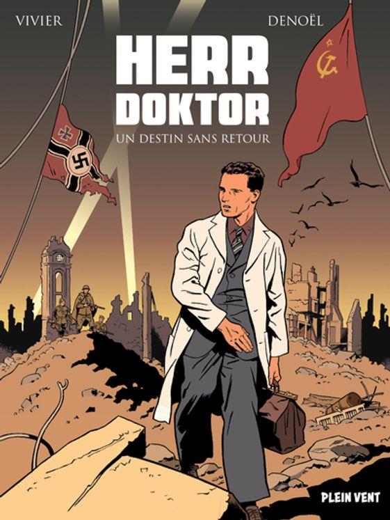 BD Herr doktor - Un destin sans retour