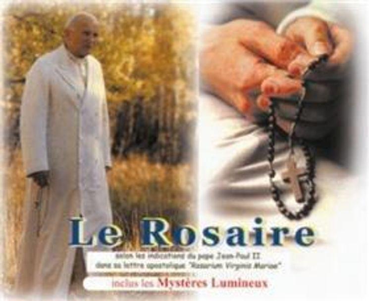 Le Rosaire psalmodié - Double CD