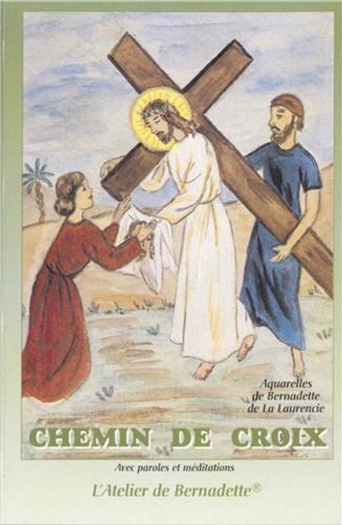Chemin de croix - Dépliant