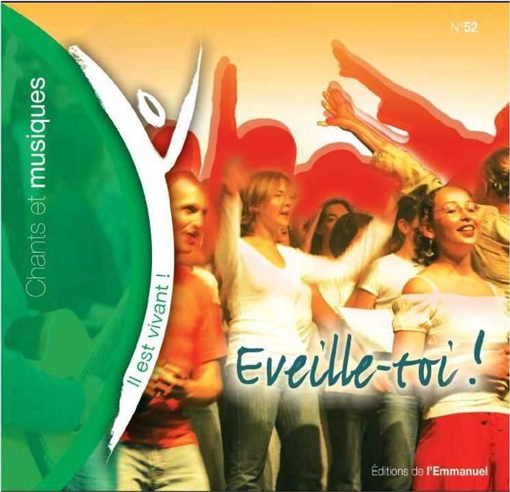 CD Il est vivant ! Eveille-toi ! - CD 52
