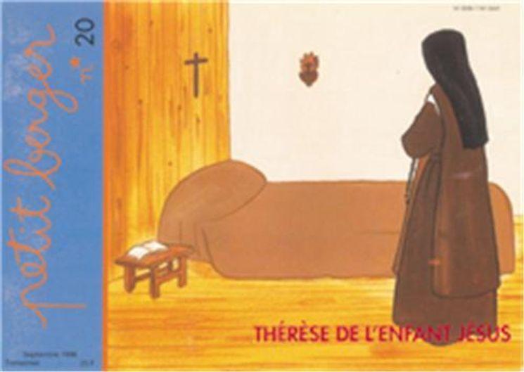Petit berger 20 - Thérèse de l´Enfant-Jésus