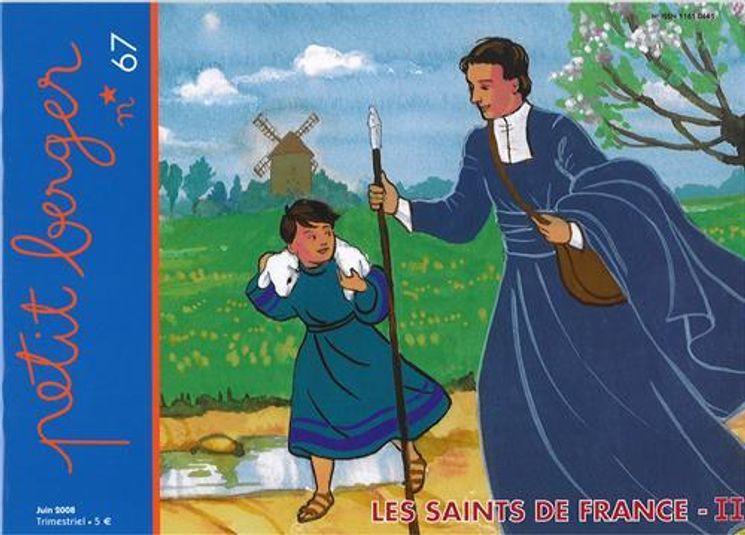 Petit berger 67 - Les Saints de France tome 2