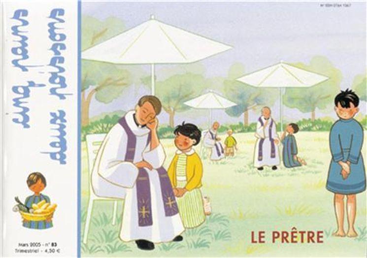 Cinq pains deux poissons 83 - Le prêtre