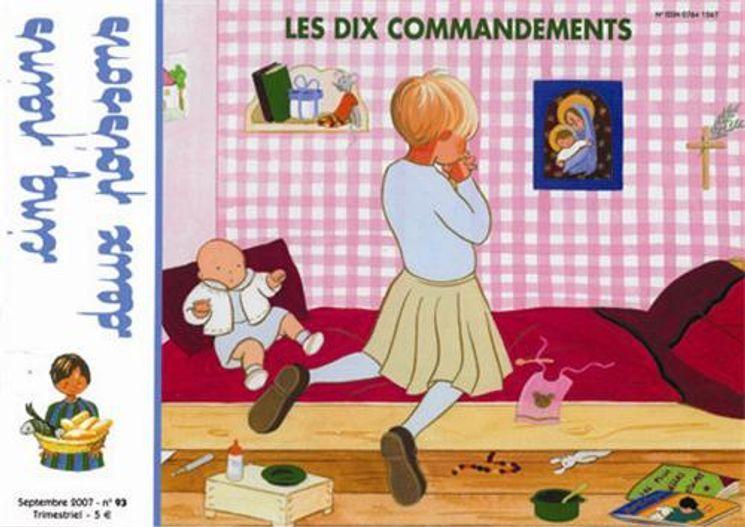 Cinq pains deux poissons 93 - Dix commandements