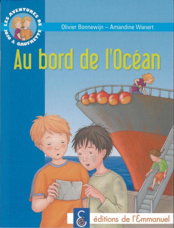 Les aventures de Jojo et Gaufrette, Tome 5 - Au bord de l'océan