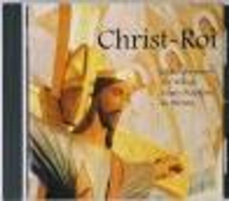 CD Christ-Roi, chant grégorien - choeur des moines du Barroux